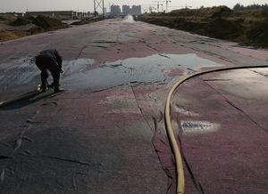 威海公路路基养护施工